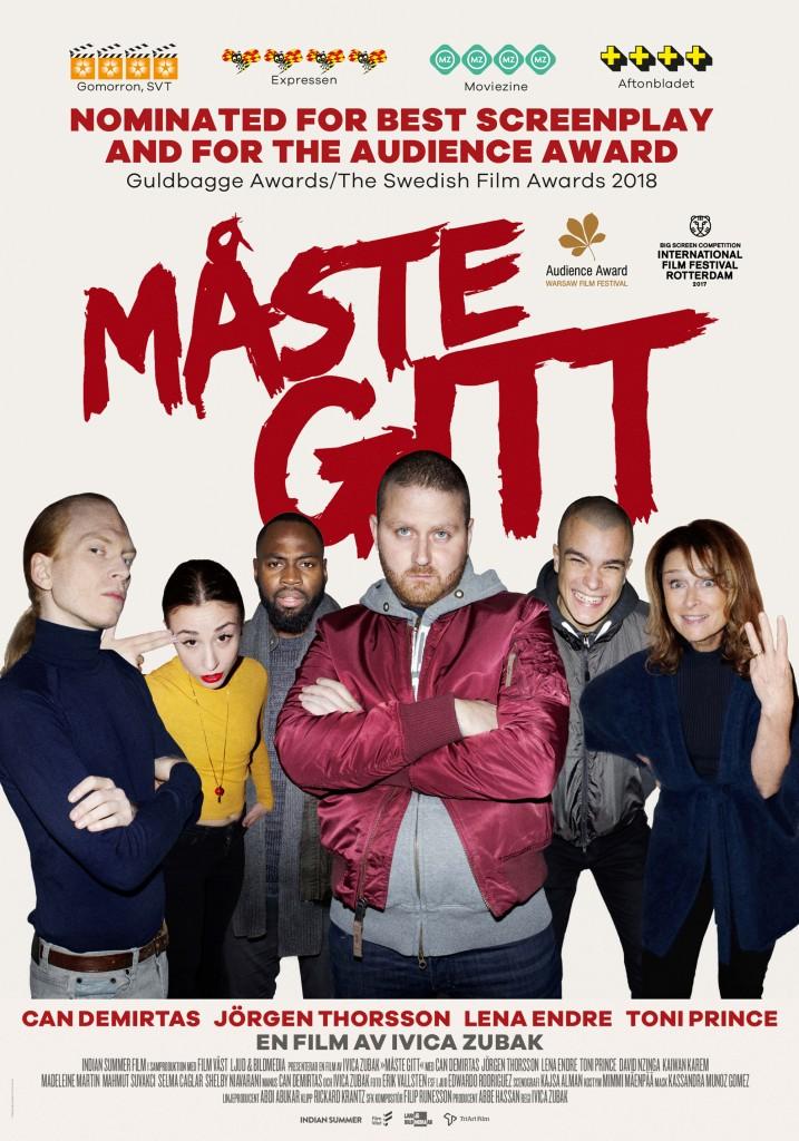 Maste Gitt Poster
